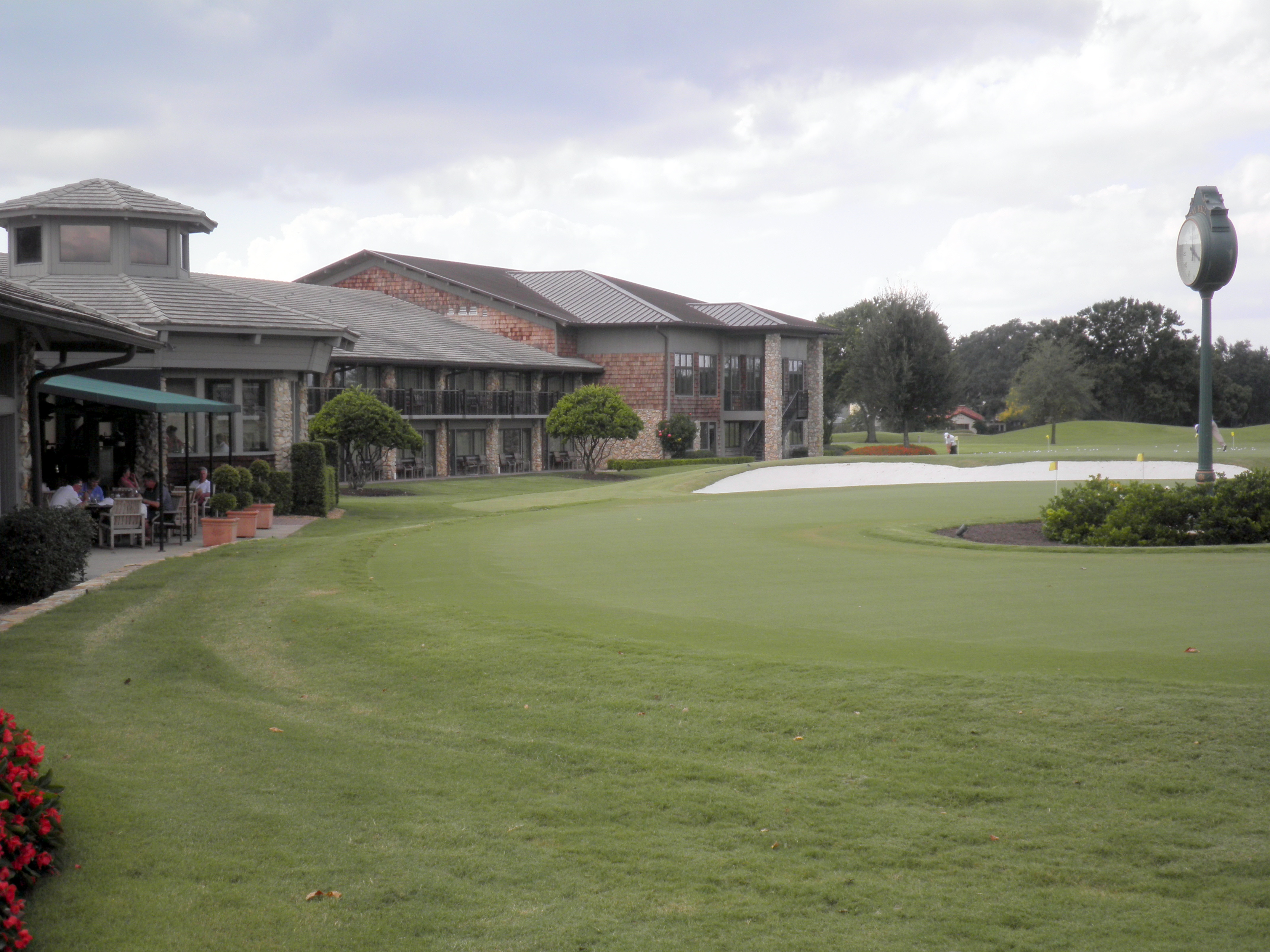 Week 12 Arnold Palmer S Bay Hill Club And Lodge A